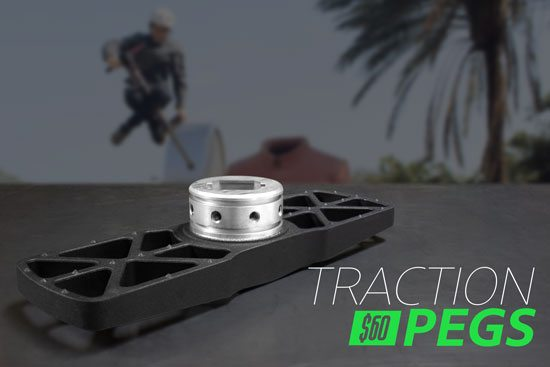V4 Traction Pegs