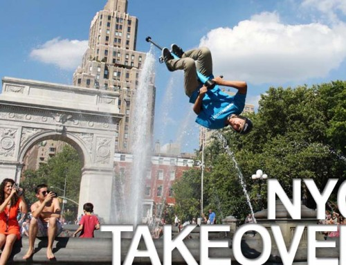 NYC Takeover