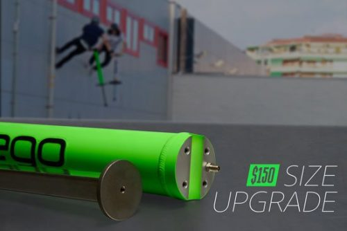 Vurtego Pogo Stick - Cylinder Size Upgrade Kit
