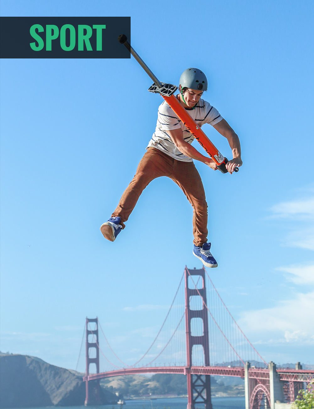 World S Most Advanced Pogo Stick Meet The V4 Extreme