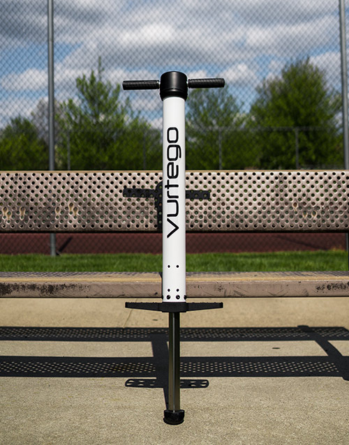 V4 Fitness Pogo Stick Product Shot
